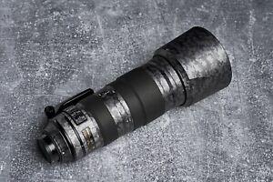 Nikon Nikkor AF 200-500mm F/5.6 VR ED - Protective Design Lens Guard Wrap Skin