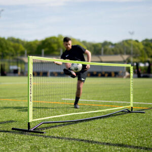 QUICKPLAY Reaction Training Rally Net with Durable Carry Bag Included
