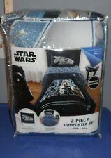 Lqqk Star Wars [ 2 Pcs. Comforter Set ] Reversible Comforter New