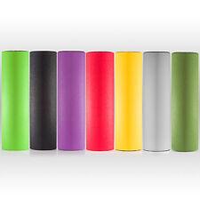 Vinilo Esmerilado Brillo Envoltura Burbuja/Aire Libre Adhesivo // // Lijado // Todos Los Colores