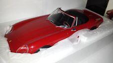 KK-Scale 1:18 Ferrari 275 GTS/4 NART Spyder met lichtmetalen velgen 1967 rood ni
