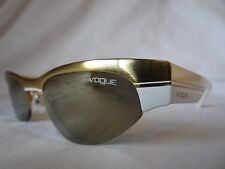 GIGI HADID FOR VOGUE SUNGLASSES VO4105S 280/5A MATTE GOLD 51 MM NEW & AUTHENTIC