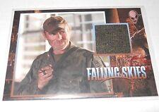 Falling Skies Season 2 Premium Will Patton Costume Trading Card xxx/375 #CC29