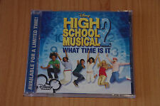 Cast Of High School Musical – What Time Is It  (REF BOX C18)