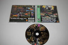 Twisted Metal 4 Sony Playstation PS1 Video Game Complete
