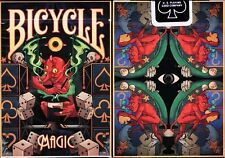 Magic Bicycle Playing Cards Poker Size Deck USPCC Custom Limited Edition Sealed