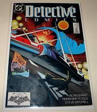DETECTIVE COMICS # 601 DC Comic   June 1989  VFN