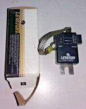 Leviton 3803-DHP 3 Pin Data Protection Device Surge Protector