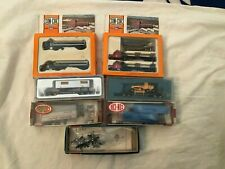 New ListingN Scale Concor trailers and log car lot