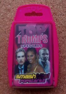 Top Trumps Specials - Smash Hits! Popstars 2 (Complete Set) - FREE POSTAGE