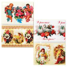 ANGES - Deco Oeufs de Pâques, Décorations thermocollant pour oeuf de Pâques