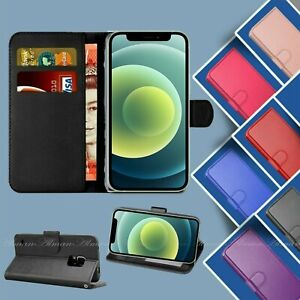 Case For iPhone 12 11 8 7 6 5 Plus MAX XR SE 2 Luxury Leather Flip Wallet Cover
