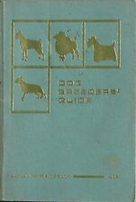 1968 DOG BREEDERS' GUIDE (MANY CHAMPION PHOTOS