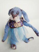 Teddy  rabbit  Jessica OOAK Artist Teddy by Voitenko Svitlana.