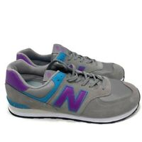 New Balance Men's Leather Sneakers 574 Size 18