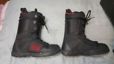 DC - Phase | 2012 - Mens Snowboard Boots | Black/Red 303147 Size 11
