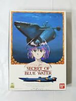 Bandai NADIA SECRET OF BLUE WATER SUBMARINE Model Kit w/ Figure