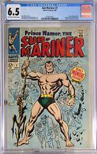 SUB-MARINER # 1 - CGC 6.5 - Marvel - 1968 - Origin of the SUB-MARINER retold.