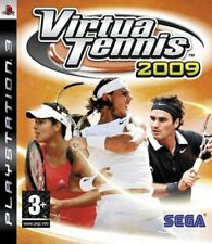 Gioco Ps3 Virtua Tennis 2009 Sega Playstation 3 Sport