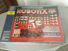 1986#VINTAGE MB ROBOTIX R 100 9002 ROBOT MILTON BRADLEY#NIB FACTORY SEALED