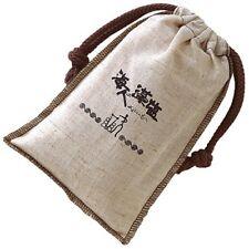 Amabito No Moshio Seaweed Salt Made in JAPAN Cloth Bag 300g