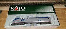 HO KATO GE P42 Amtrak #188 Phase Vb Tsunami Sound