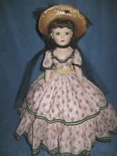 Vintage Madame Alexander Doll Glamour Girl Series Margaret Face 17In Lqqk!