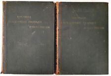 """""""Nouvelle Encyclopédie Pratique d'Electricité"""" 2 tomes / Henri Desarces (1936)"""