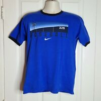 Nike Youth XL Blue Baseball Short Sleeve Graphic T-shirt