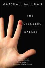 Galaxia Gutenberg: la fabricación de hombre tipográfica, libro en rústica por McLuhan, Marsh..