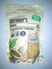 Anthony's Organic Superfood Chia Seed Cocoa Chocolate Smoothie Mix 8 oz 227 g