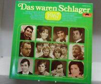 Das waren Schlager 1967 Freddy, Wencke Myhre, Bee Gees, Connie Francis, R.. [LP]
