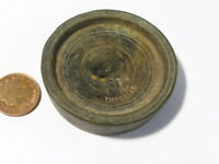 Antique Bronze WILLIAM IV or GEORGE IV Imperial Traders Weight 8oz