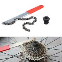 Bicycle Cassette Flywheel Freewheel Bike Removal Tool Repair Set