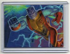 2018 Upper Deck Fleer Ultra X-Men Connected Colossus 4 of 9
