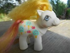 mon petit poney my little pony HASBRO G1 BABY APPLE DELIGHT PONIES 1984 VINTAGE