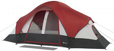 10 Person Camping Tent 2 Room 8 Windows Outdoor Instant Cabin Family Hiking