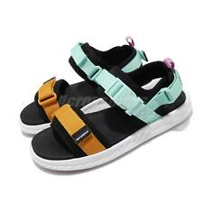 New Balance 600 Aqua Yellow Black White Men Women Unisex Sandals Shoe SDL600CY D