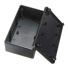 1591xxfsbk autentico Hammond neri ABS Enclosure Box 221 x 150 x 63mm