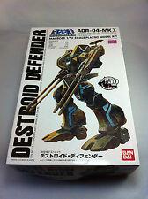 BANDAI Macross 1/72 Destroid Defender ADR-04-MK X Scale Plastic Model Hobbies