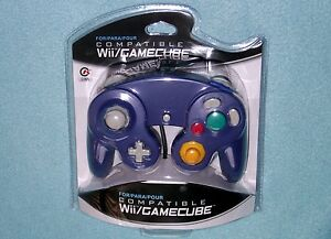 Brand New Controller for Nintendo GameCube or Wii -- INDIGO