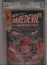 DAREDEVIL #38 CGC 3.0 QUALIFIED - VS. DOCTOR DOOM!!