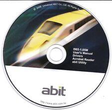 ABIT DRIVER CD TREIBER AB9 QUAD GT, AB9-PRO, AB9, IB9