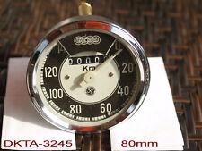 DKW, Auto-Union, NZ 250, 350, 500, Tachometer,  VDO, Ø 80mm, NEU,  140km/h