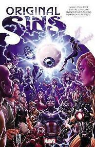 Original Sin by Jason Aaron and Mark Waid (Paperback)