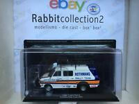 """DIE CAST """" FORD TRANSIT PHASE II - ROTHMANS RALLY TEAM 1981 """" SCALA 1/43"""