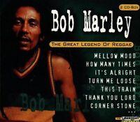 Bob Marley Great legend of reggae (compilation, #laserlight12873) [CD]