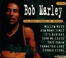 Bob Marley Great Legend of reggae (compilation, #laserlight 12873) [cd]