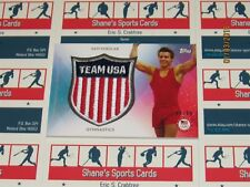 2016 Topps U.S. Olympic Team Crest Patches #USTCSM Sam Mikulak SN 98/99