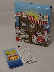"SMART GAMES Vintage Brain Game ""Chicken Shuffle  2009 From Belgium"
